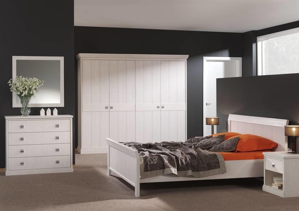 Complete Slaapkamer Voor Weinig.Wit Kledingkasten Slaapkamermeubelen Online Bedden Shop